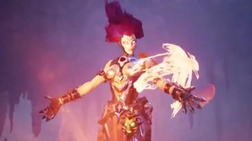 Darksiders 3 (трейлер Gamescom 2018) - русский и ламповый - VHSник