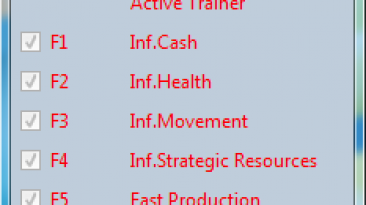 Sid Meier's Civilization 5: Трейнер/Trainer (+8) [1.0.3.142] {MrAntiFun}