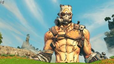 """Скриншоты четвертого для DLC """"Psycho Krieg and the Fantastic Fustercluck"""" для Borderlands 3"""