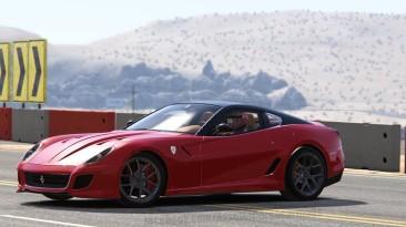 """Assetto Corsa """"Ferrari 599 GTO for AC 1.13"""""""