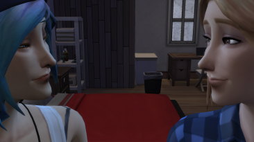 "The Sims 4 ""Мод Life is Strange v1.0"""