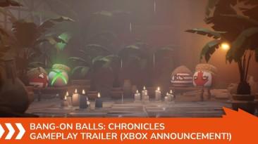 Геймплейный трейлер Bang-on Balls: Chronicles показали на Xbox