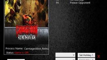 Carmageddon: Reincarnation: Трейнер/Trainer (+4) [1.2.1.7713] {MrAntiFun}