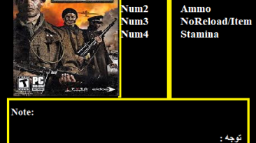 Commandos: Strike Force: Трейнер/Trainer (+4) [1.2] {Abolfazl.k}