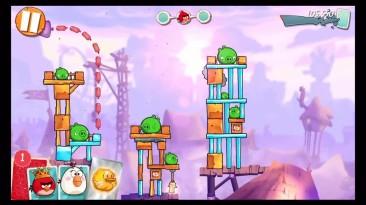 Angry Birds 2 - Птички с перчиком (iOS)