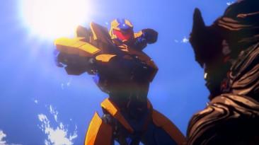 """Второй трейлер аниме-сериала """"Тихоокеанский Рубеж: Темная зона"""""""