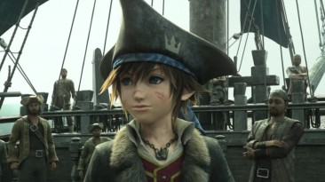 Kingdom Hearts 3 - Деви Джонс!