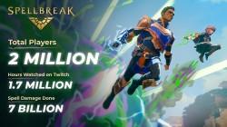 Spellbreak опробовали 2 миллиона игроков