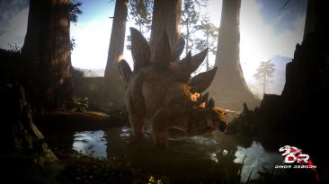 Dinos Reborn - новая игра на выживание от первого лица с открытым миром