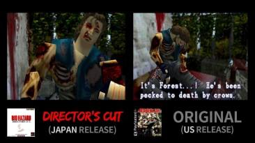 """Resident Evil """"Вырезанный контент из японской версии игры"""""""
