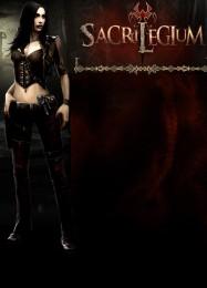 Обложка игры Sacrilegium