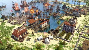 Age of Empires 3: Definitive Edition будет включать PBR, SSAO, TAA, динамическое освещение, разрушаемость и мн. другое