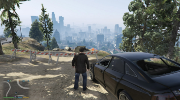 "Grand Theft Auto 5 ""Оптимизация для очень слабых пк"""