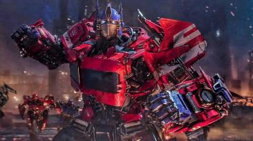 "Transformers: The Game ""Оптимус Прайм из фильма Бамблби"""