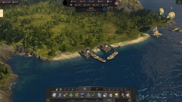 """Anno 1800 """"Несколько нефтяных гаваней на каждом острове"""""""