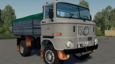 "Farming Simulator 19 ""Мод IFA W 50 v1.0"""