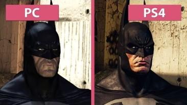 И все-таки, как изменилась графика в Batman: Return to Arkham?