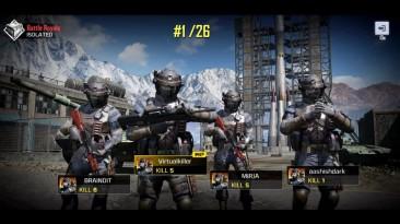 Call of Duty:Mobile .Первый забег в Battleroyale