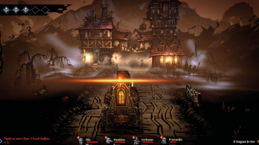 Скриншоты и много подробностей о Darkest Dungeon II: дружба, стресс, новая боевая система