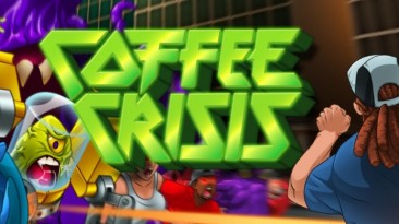 Coffee Crisis стремится на Nintendo Switch прямиком c Sega Mega Drive