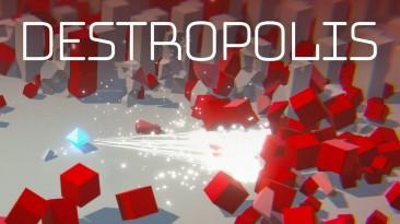 Состоялся релиз экшена Destropolis на Switch