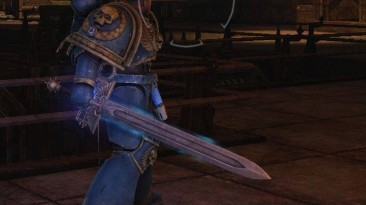 "Warhammer 40.000: Space Marine ""Силовой Меч"""