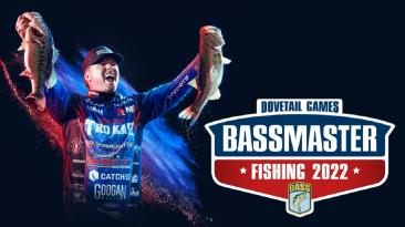 К симулятору спортивной рыбалки Bassmaster Fishing 2022 появился новый трейлер