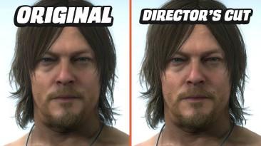Cравнение графики Death Stranding на PS4 Pro и PS5 - что изменилось?