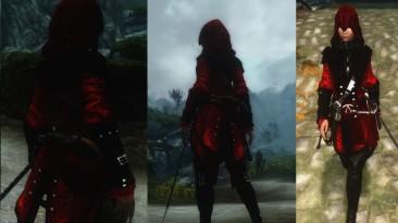 "Skyrim ""Кровавая броня Авелины [TuriCt]"""