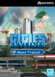 Обложка игры Cities: Skylines - Mass Transit