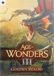 Обложка игры Age of Wonders 3: Golden Realms Expansion