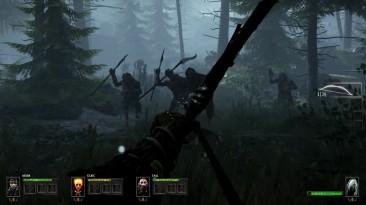 Эльфийская лучница в трейлере Warhammer: End Times - Vermintide