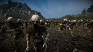 The Black Masses - 100 000 зомби в 60 FPS