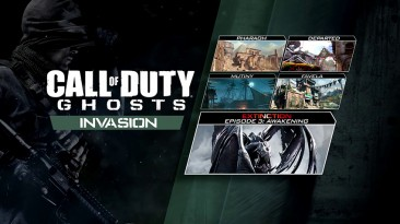 CALL OF DUTY : GHOST -INVASION
