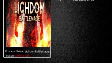 Lichdom Battlemage: Трейнер/Trainer (+3) [Build 70219: 64 Bit] {MrAntiFun}