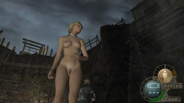 """Resident Evil 4 """"Аshley Nude"""""""