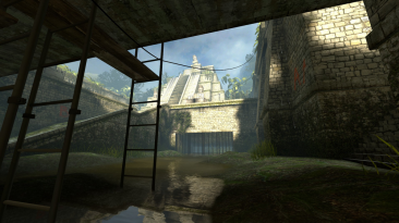 """Counter-Strike: Global Offensive """"Карта Aztec"""""""
