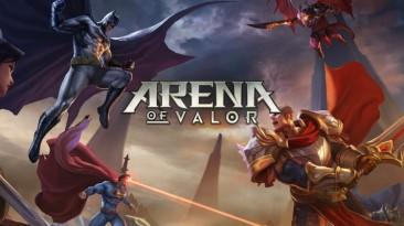 Поучаствуйте в опросе от Tencent и получите шанс попасть на закрытую бету Arena of Valor на Switch