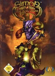 Обложка игры Simon the Sorcerer 3D