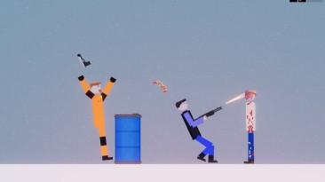 "People Playground ""Мод Half Life 2 для версии 1.16.5"""