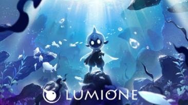 Красочный подводный платформер Lumione получил релиз в Steam