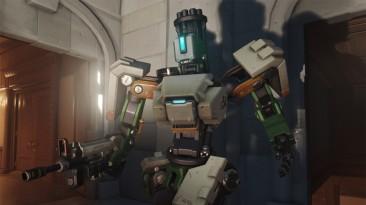 Новая короткометражка Overwatch будет посвящена роботу Бастиону