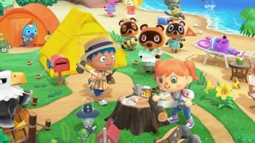 Animal Crossing: New Horizons вернула первое место в британском чарте продаж