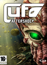 Обложка игры UFO: Aftershock