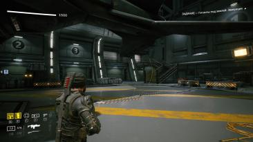 """Aliens: Fireteam Elite """"Улучшенная камера от третьего лица"""""""