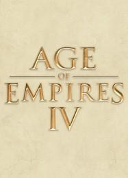 Обложка игры Age of Empires 4