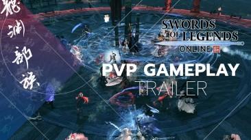 Западная версия Swords of Legends Online добралась до второго этапа ЗБТ