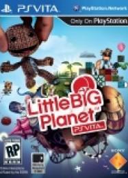 Обложка игры LittleBigPlanet (2012)