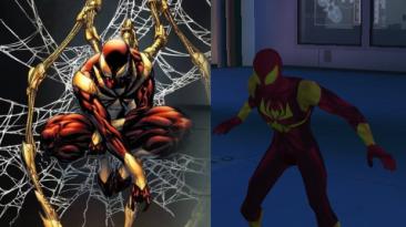 "Spider-Man 2: The Game ""Iron Spider"" by BatuTH"