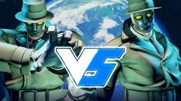 """Street Fighter 5 """"Mister Q return"""""""